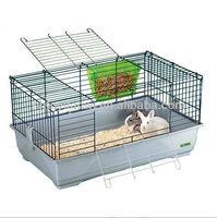 Galvanized Rabbit Hutch