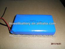 High capacity 12V battery lipo 3S1P 5ah