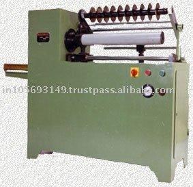 Núcleo de papel máquina de corte