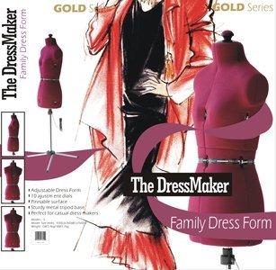 Ajustable modista la forma del vestido de costura del maniquí