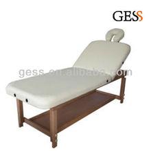adjustable massage stationary table/bed