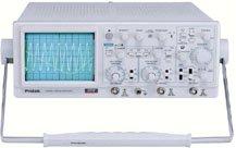 20 MHz osciloscopio analógico Protek originales 6502