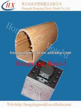 wpc wood plastic composite voice box extrusion mold