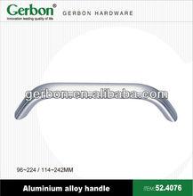 aluminium handle for office desk