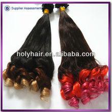 Wholesale top grade unprocessed premium too hair