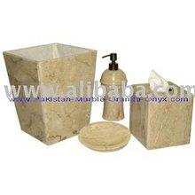 Marble Bathroom Accessories, Ston Bathroom Accessories , Onyx Bathroom Accessories