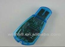 2013 Hot USB Sim card reader for GSM,CDMA,WCDMA for Windows