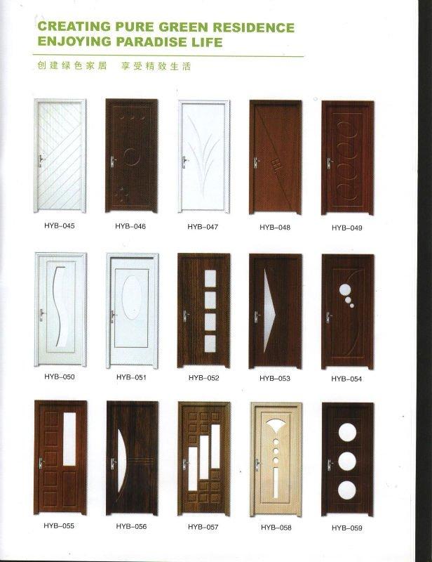 Tout type de portes en bois for Type de porte