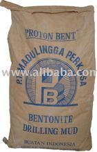 """Bentonite """"Proton Bent"""" Drilling Mud API Spec.13A Sec.4 & Construction"""