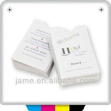 2013 cheap price gift card envelope