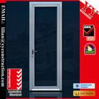 Aluminum french door interior with AS2047 passed, double glazing, tempered glass