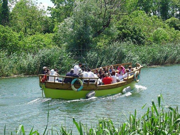 как путешествовать на лодке