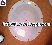 Custom plastic PTFE diaphragm seals