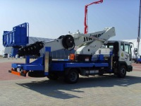 Aerial Access Work Platform Truck ~ 45metres