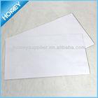 White Plain Paper Envelope