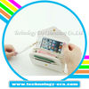 2013 new arrival korean fashion candy colorful elegant top quality leather wallet case for iphone 4 4s 5