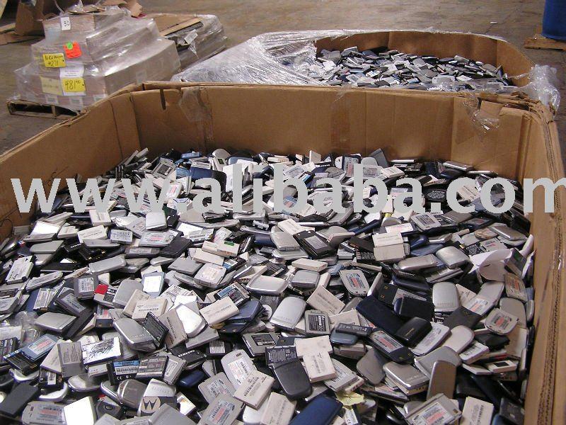 Li-Ion (Lithium Ion) Battery Scrap