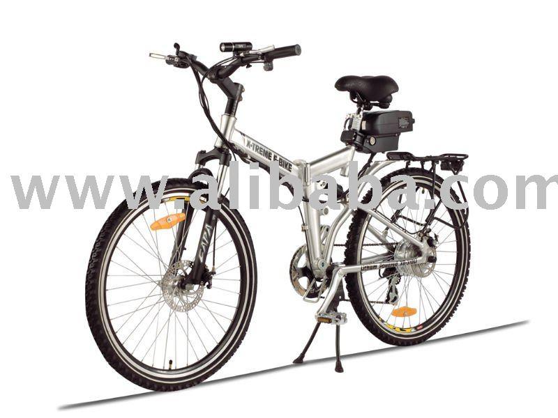 XB-310Li Folding Electric Bicycle