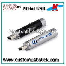 encryption Metal LED USB Flash drives 32gb