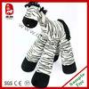 Stuffed zebra for dog,Plush zebra for dog