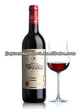 CE Certificate Glass Bottle Grape Wine Filling Machine