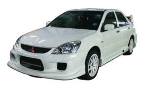 Bodykit for Mitsubishi lancer 2006 CS3