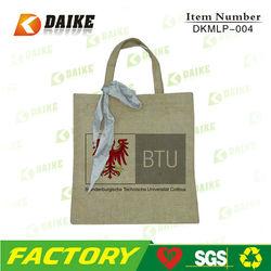 Eco Promotion Handmade Linen Gift Bags DK-ML004