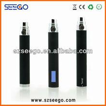 Hottest-selling unique design electronic cigarette ego 1000 mah batteries