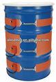 Personalizar borrachadesilicone banda tambor de óleo/barril aquecedor 200 litro
