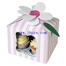 cupcake gift packaging paper box