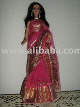 INDIAN SAREE DOLL