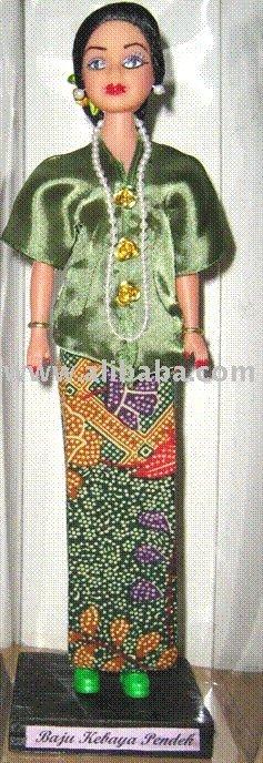 Baju Kebaya Pendek doll