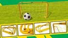 "STREET GOL"" THE FIRST ONE PIECED PORTABLE GOAL IN THE WORLD"""