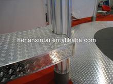Manufacturer of Anti-Slip 3003,3004,3005,3104,3105 Aluminum Chequered