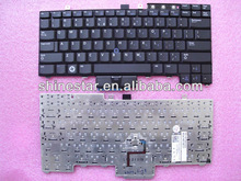 brand original replacement laptop notebook Keyboard for Dell E6400 M2400 M4400
