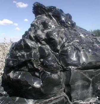 Raw Obsidian
