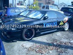 second hand cars NISSAN SKYLINE GT-S 1995YEAR
