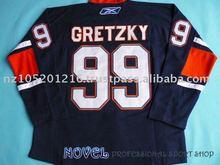 #99 GRETZKY Navy Hockey jerseys - Authentic Hockey Jerseys!