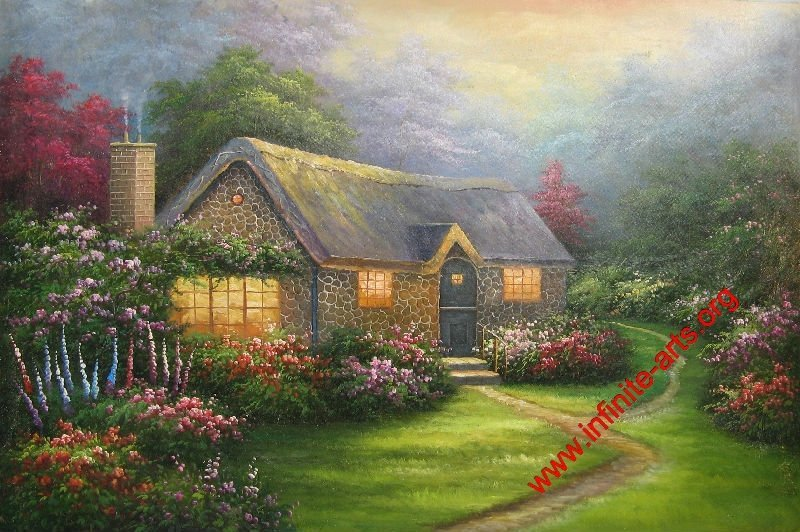 reproduction businesses of thomas kinkades painting Reproduction businesses of thomas kinkade's painting when i read the article by susan orlean, i am very aware of the big business thomas kinkade is trying to create.