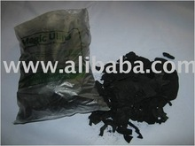 coconut shell charcoal NATURAL SIZE