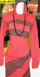 baju kurung abaya
