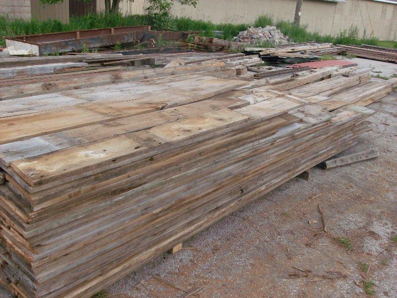 Benson Construction and Barn Wood