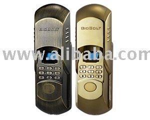 BioBolt Fingerprint Deadbolt Lock