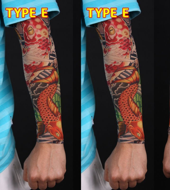 Guardian Dragon Tattoo Sleeve Miami Ink Tattoo Sleeves Regular: $4.99