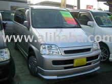 2001 Used HONDA STEPWGN Deluxie /Wagon/RHD japan auto