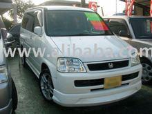 2000 Used HONDA STEPWGN Deluxie /Wagon/RHD japan cars