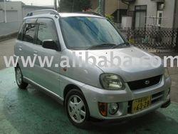 1999 Used SUBARU PLEO RM Super Charger /Compact car/RHD