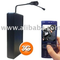 Hidden 3G camera - Covertly installable into many devices