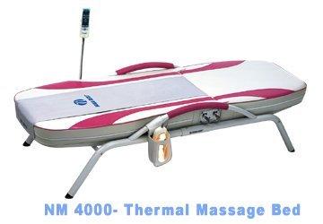 Nugabestindia NM4000- thermal Massage Bed