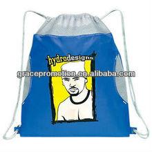 Air Mesh Drawstring Pack Bag